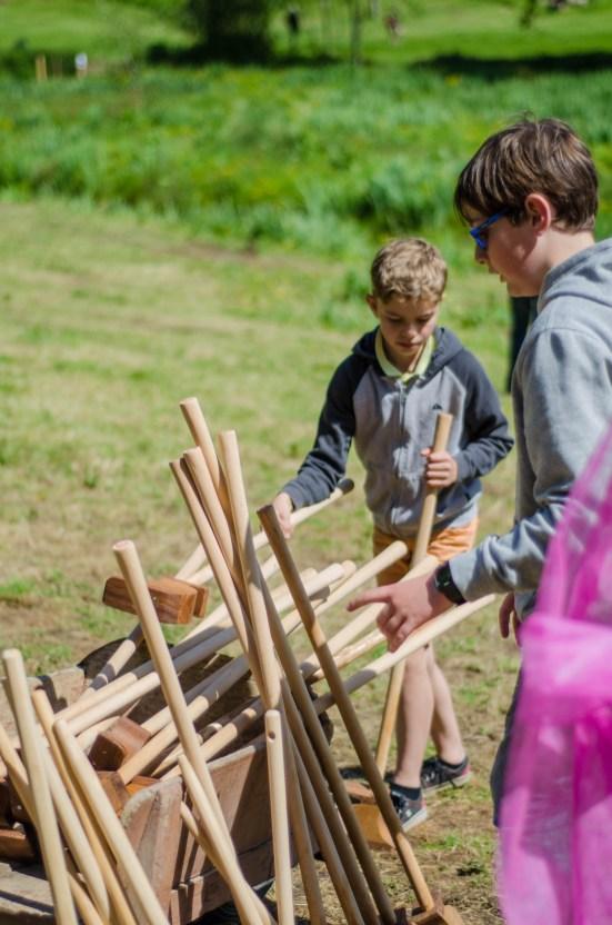 golf paysan - activité en famille en normandie