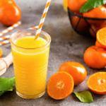 orange pressée