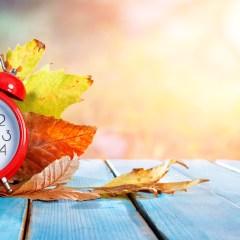 Changement d'heure : Passage à l'heure d'hiver