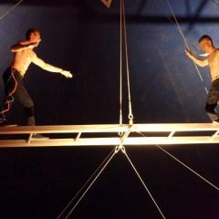Du 14 au 18 mars : Cirque Franco-Italien à Ferté-Plage