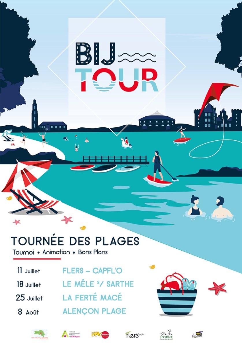 BIJ Tour 2018