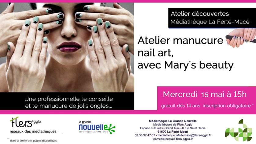 Atelier Manucure 2019