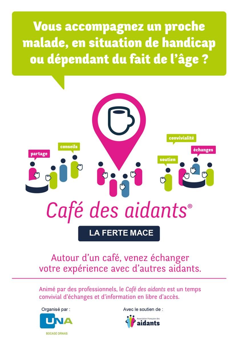 Café des Aidants, programme 2019