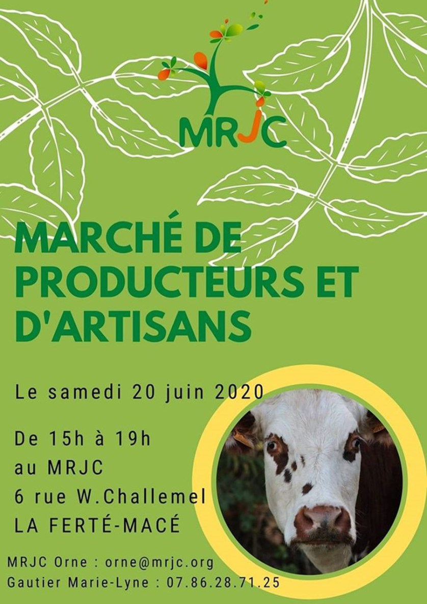 MRJC Marché 2020