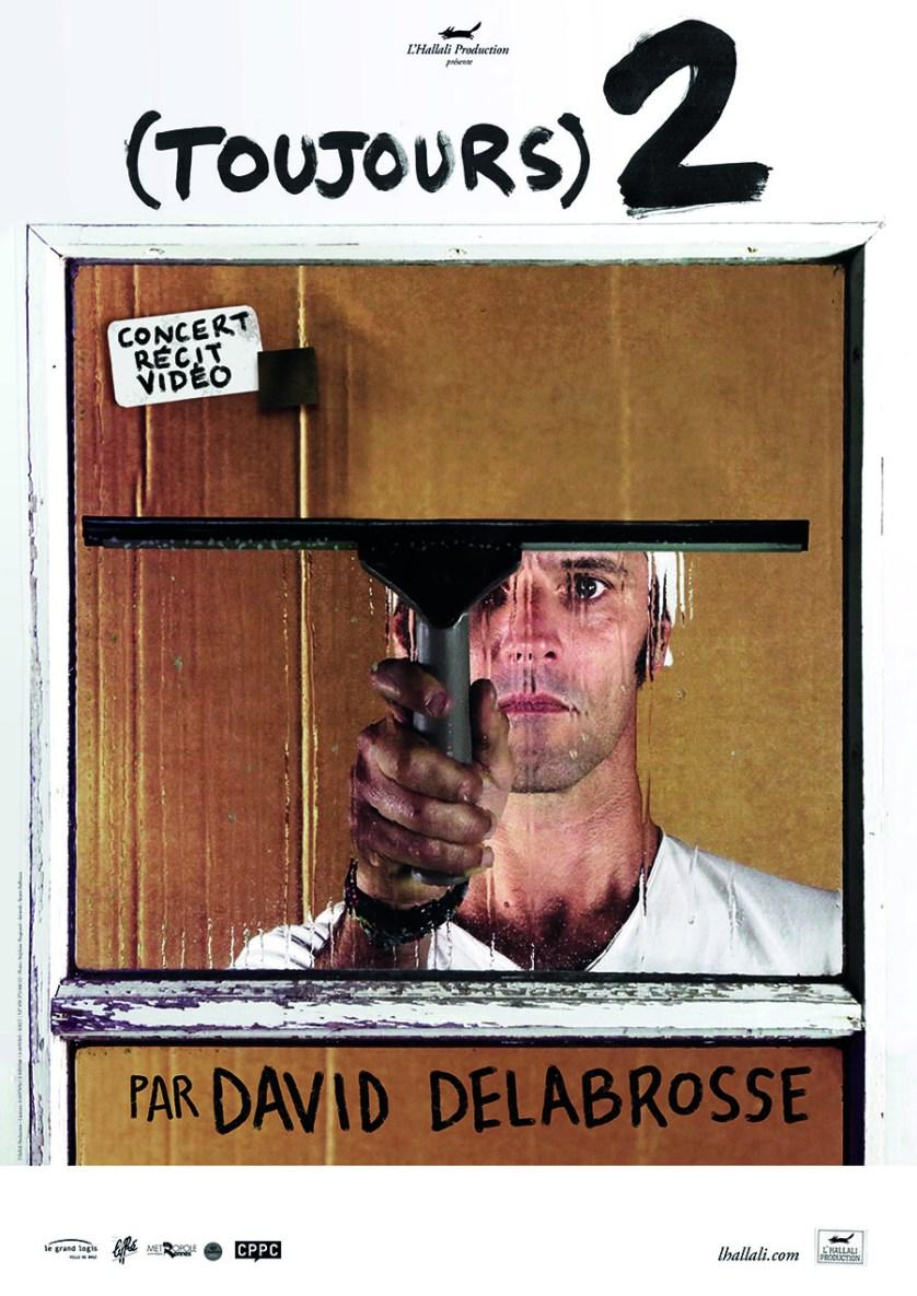 David Delabrosse - Toujours deux