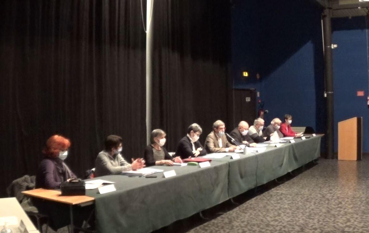 Conseil Municipal Gérard Philipe