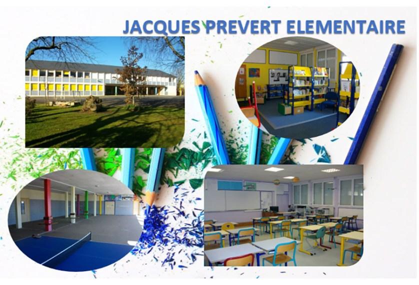 Elémentaire Jacques Prévert