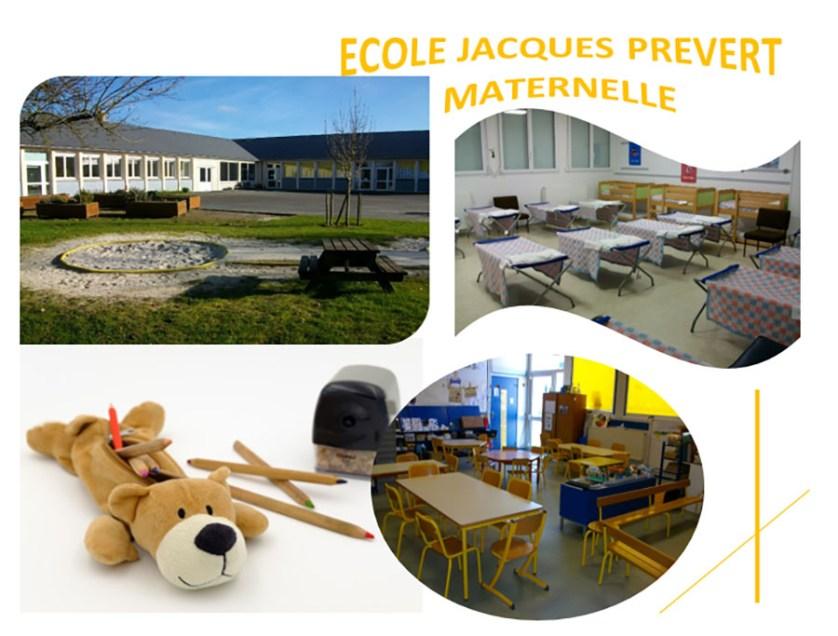 Maternelle Jacques Prévert