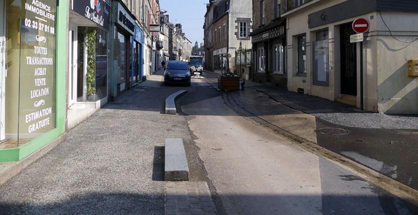 Nettoyage rue d'Hautvie