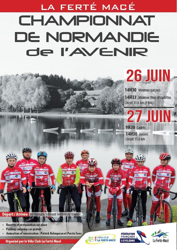 Championnat de Normandie de l'Avenir