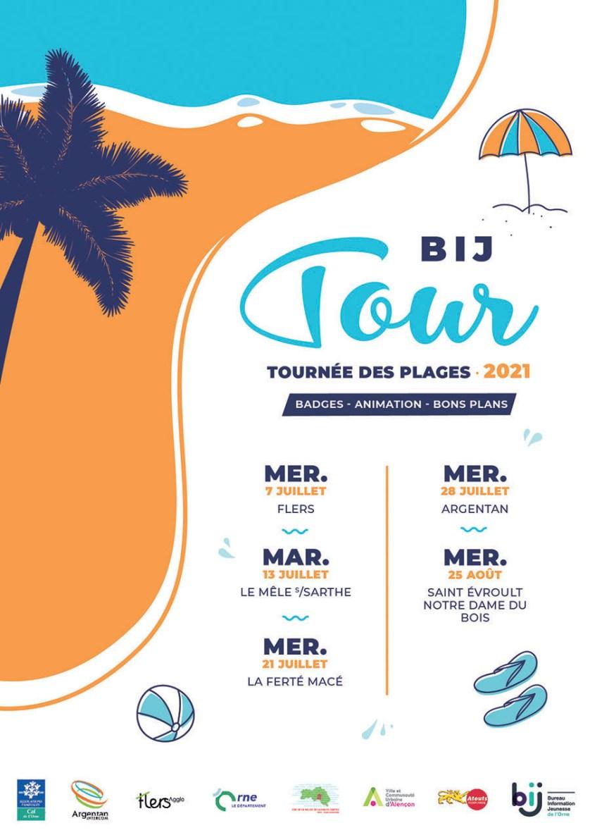 BIJ Tour 2021