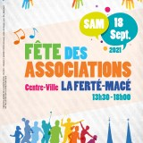 Fête des Associations, samedi 18 septembre
