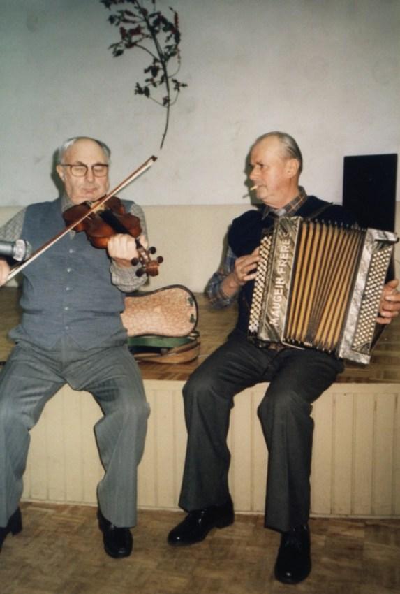 Joseph Perrier et Lucien Tournadre