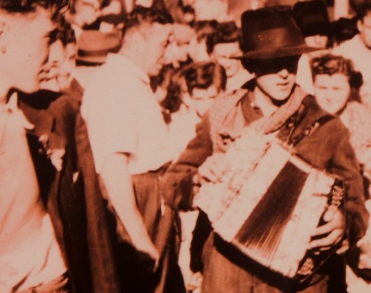 accordeoniste mauriac