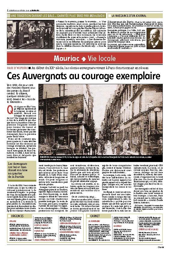 Auvergnats de Paris