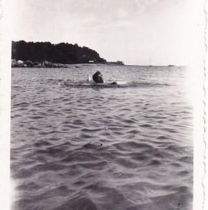 Un homme à la mer 2