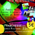 affiche franchesse A3