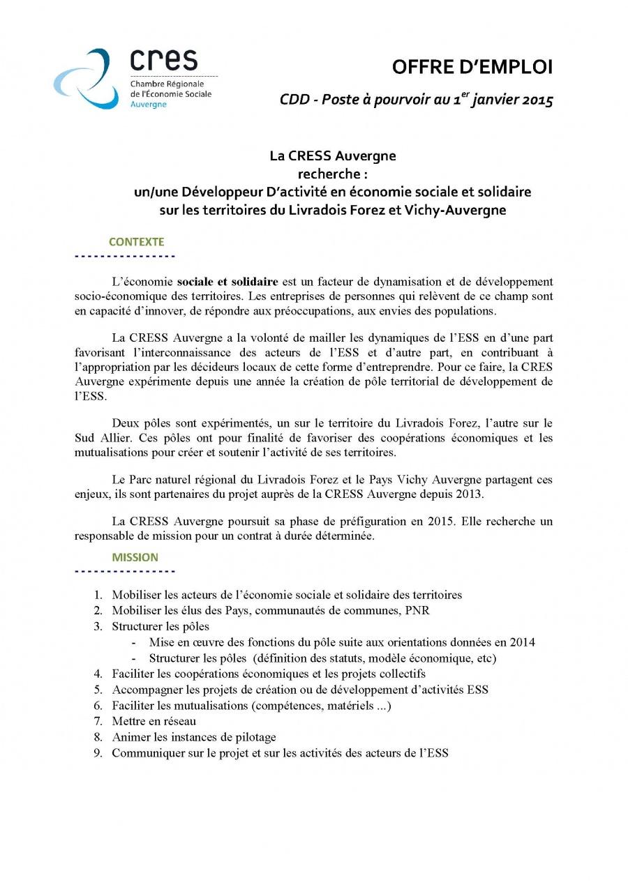 CRESS Auvergne Développeur pole ESS_Page_1