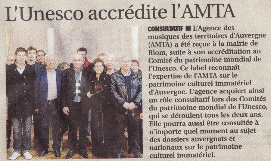 Article La Montgane Riom