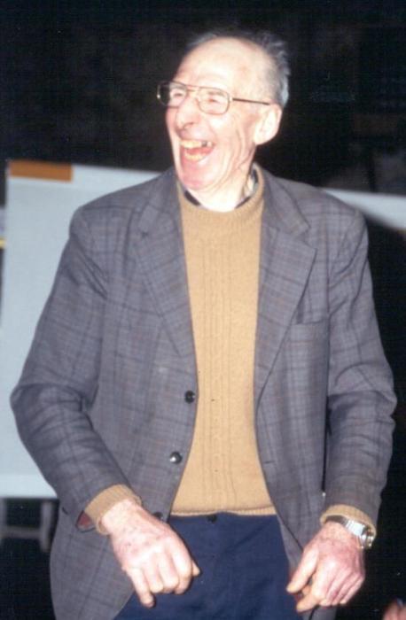 Elie Panouillère au Gamounet en 2000