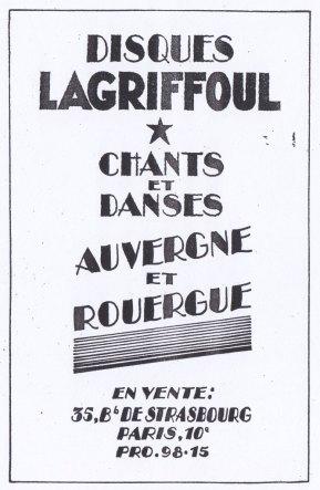 Pub Lagriffoul