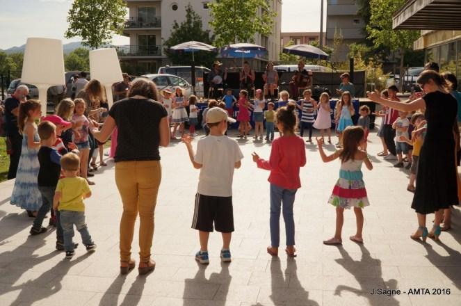 Bal pour enfants animé par Les Brayauds - CDMDT 63