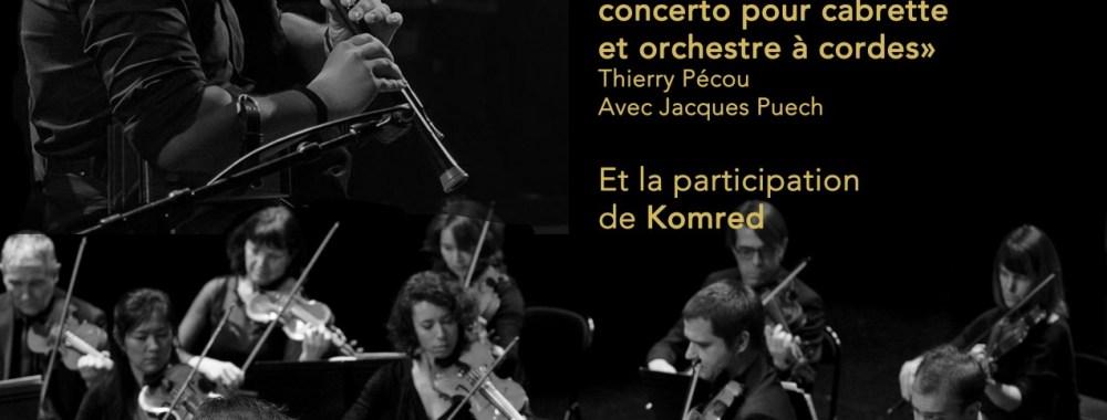 Les musiques trad à l'Orchestre d'Auvergne !