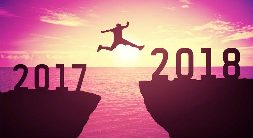 Reminiscing 2017 and Heading Towards 2018