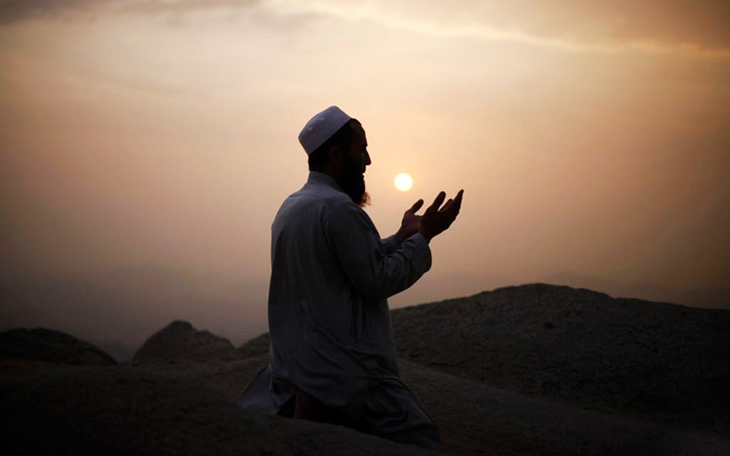 The 5 Times Namaz (Muslim Prayer) with Meaning