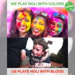 US playing holi with blood in Syria