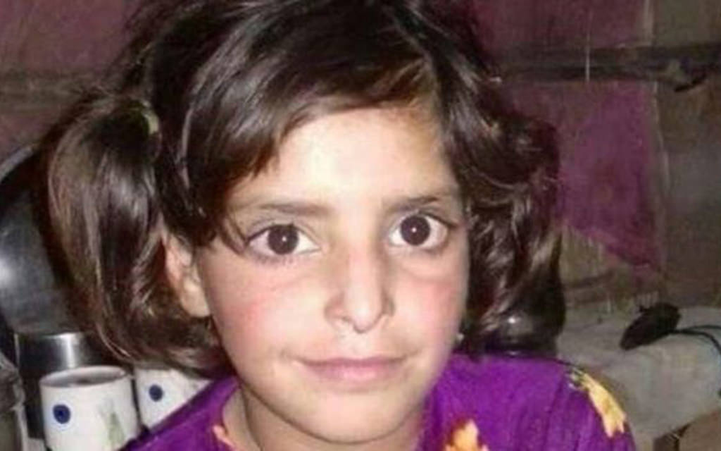 8 Year Old Asifa Bano raped and murdered in a temple in Kathua, J&K-Laffaz