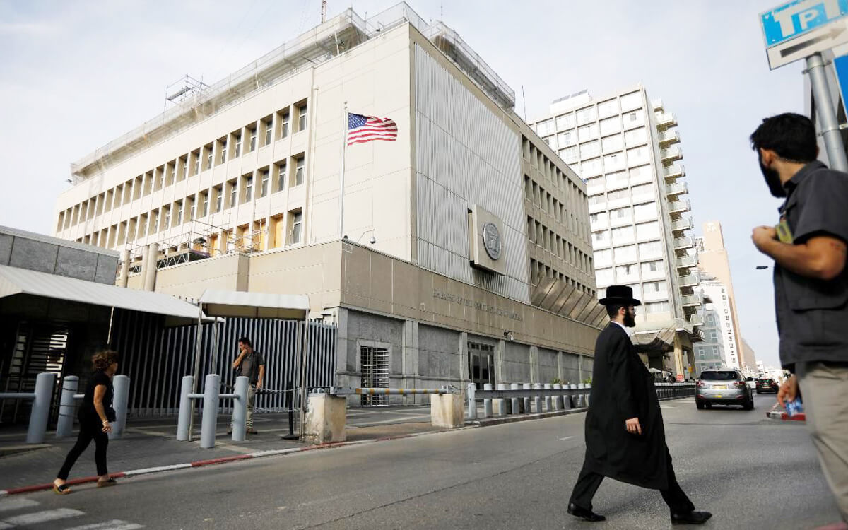 Laffaz-The American Embassy in Jerusalem between international laws and politics