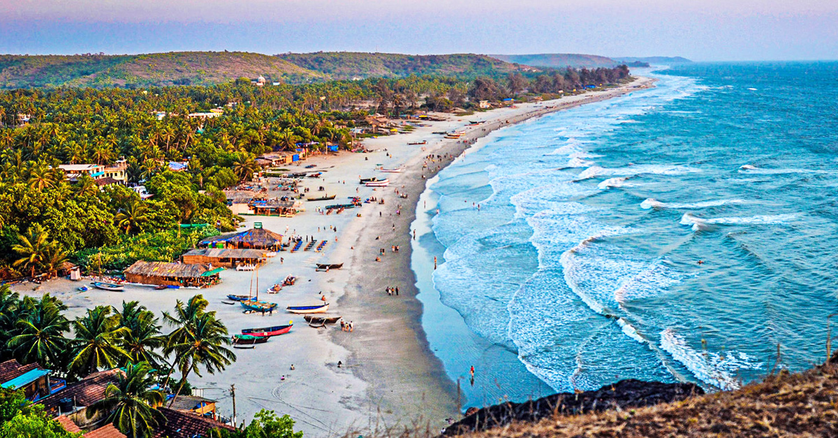 Where to go in Goa for a relaxing time - Self Drive Adventures