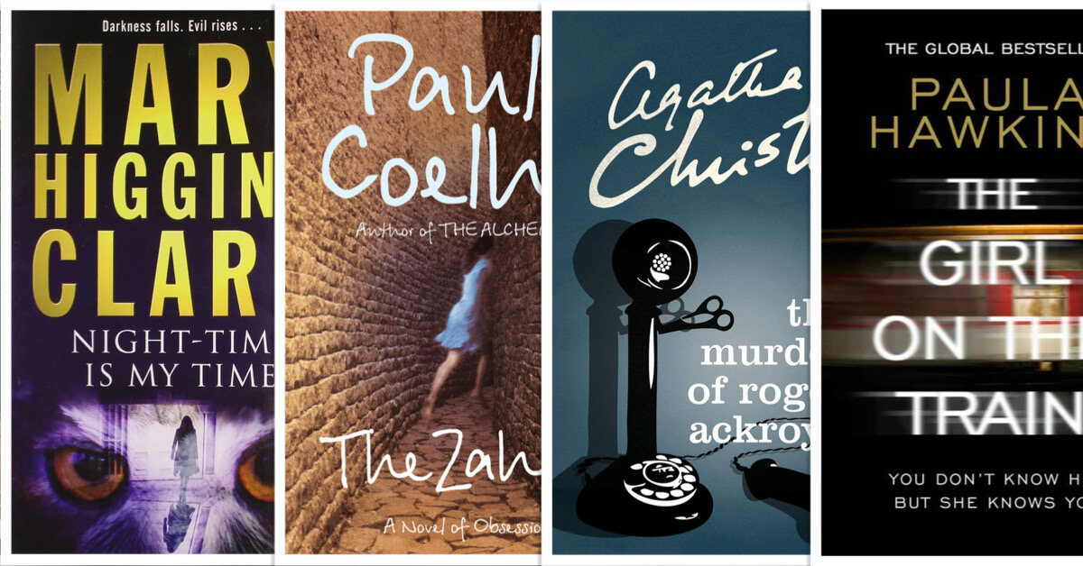 Top English Mystery Novels of All Time