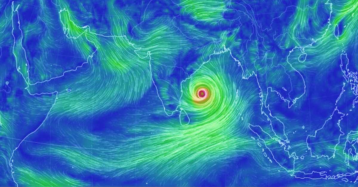 Live Blog - Fani Cyclone Updates