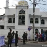 Sri Lanka Post Bombing Anti-Muslim Riots