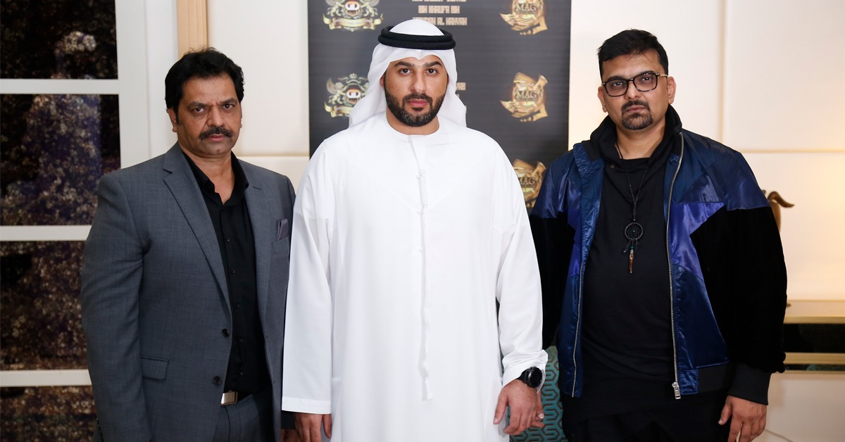 Dynamic Producer Gaurang Doshi Announces Joint Venture with the Royal Family of Abu Dhabi