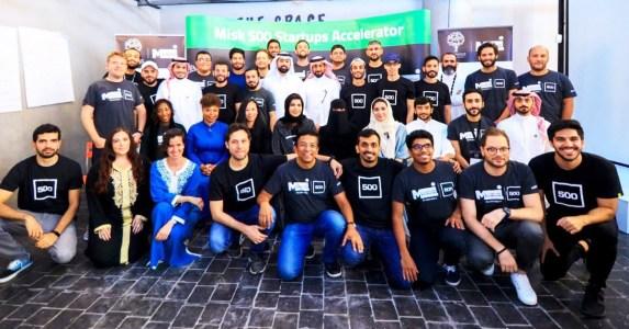 500 Startups and Misk Innovation Announce Second Cohort of MENA Accelerator Program