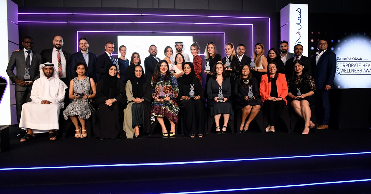 Daman Corporate Health and Wellness Awards recognise 11 Healthiest workplaces