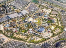 Expo 2020 Dubai is going to be 100% green