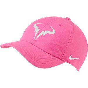 Pink Nike Raffa Cap