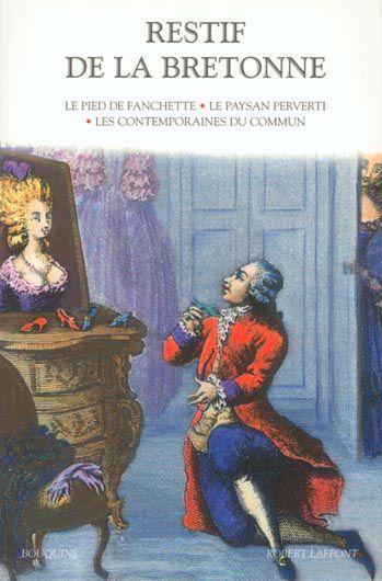 RESTIF (ou RÉTIF) DE LA BRETONNE Nicolas-Edme   DATABAC