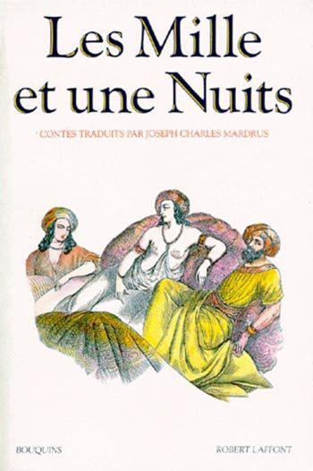 Les Mille Et Une Nuits : mille, nuits, Mille, Nuits, Robert, Laffont, Canada