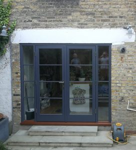 Blue Doors SLIDING PATIO DOORS PVCu