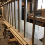 Glass Stairs - Production