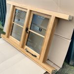 Timber Frame Window R-View