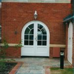 Arch Door Way
