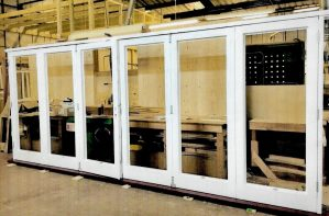 Folding Patio Doors -Part mid Production