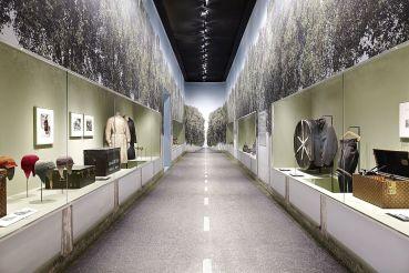 Louis Vuitton au Grand Palais © Grégoire VIEILLE / LOUIS VUITTON MALLETIER