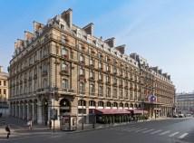 Hilton Opera Hotel Paris France